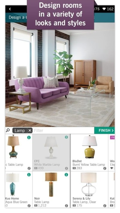 Design Home MOD APK Unlimited Money Download 1.00.16 - AndroPalace