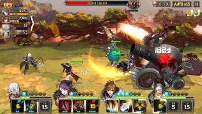 King's Raid MOD APK 2.93.0 - AndroPalace