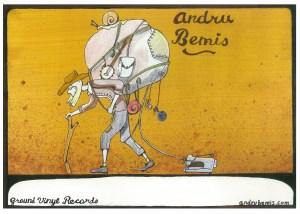 Andru Bemis poster by Jake Larson
