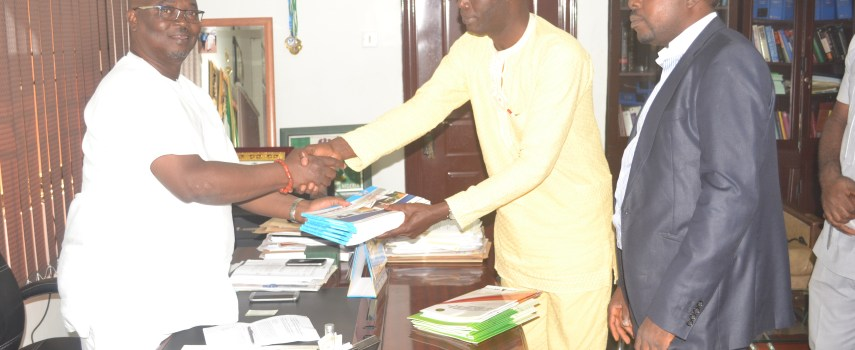ANEEJ and LITE- Africa Meet with Chairman Delta State house of Assembly Committee on DESOPADEC