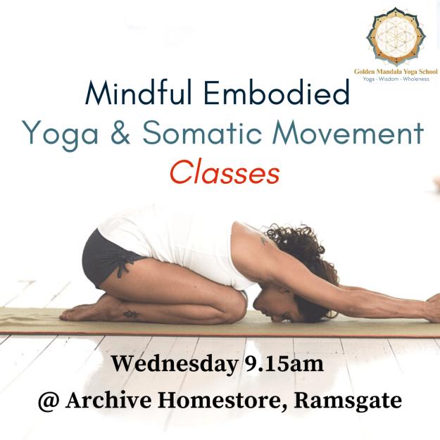yoga classes in Ramsgate, Broadstairs, Margate