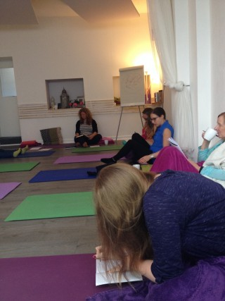 anetaiyoga workshop