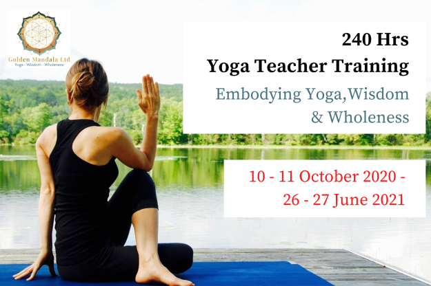 yoga teacher training Kent, 200 hrs yoga training Thanet