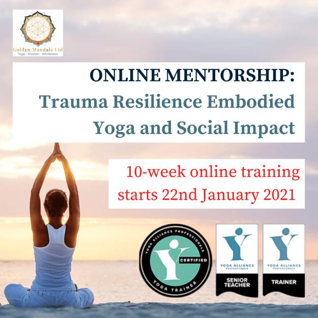trauma informed yoga, trauma sensitive yoga, trauma for yoga teachers