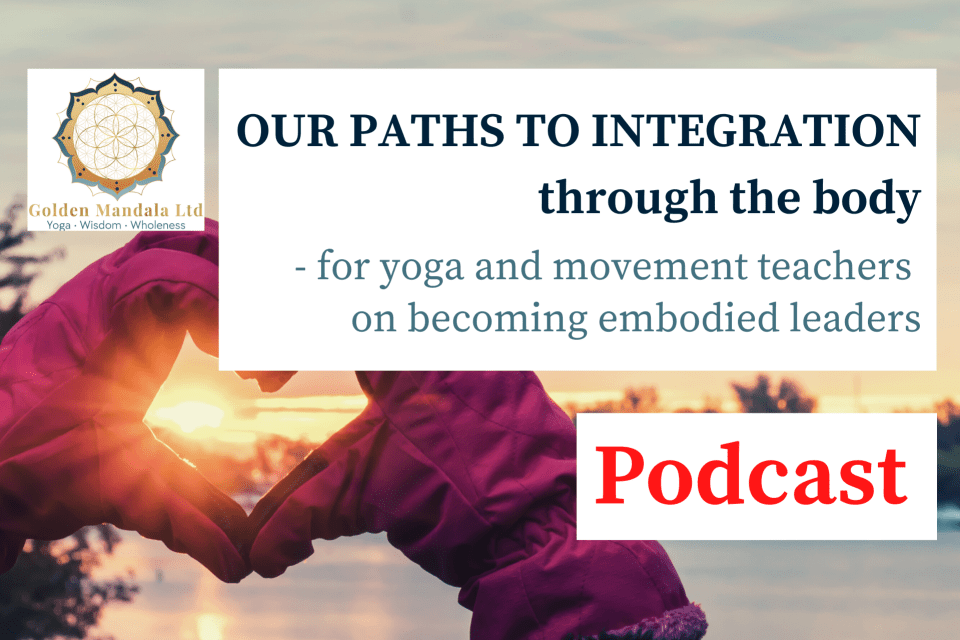 Our Paths to Integration Podcast