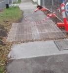 timber mat