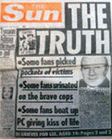 The Truth. The Sun lied.