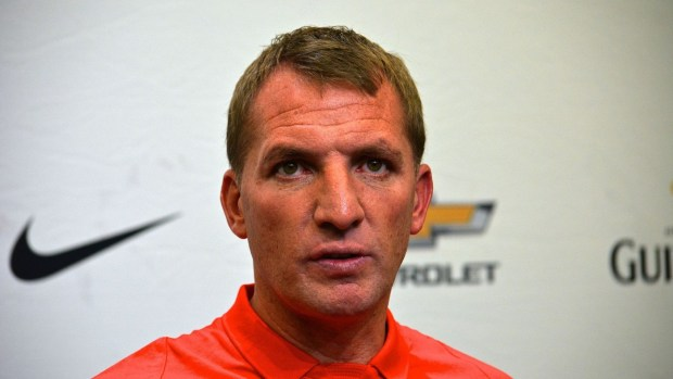 """Brendan Rodgers (Image: Geoffrey Hammersley (Brendan Rodgers) [CC BY-SA 2.0 (http://creativecommons.org/licenses/by-sa/2.0)], via Wikimedia Commons"""" )"""