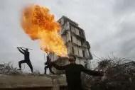 Los ninjas de Gaza