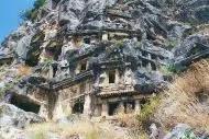 Tumbas de roca de Myra