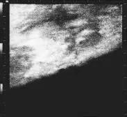 Marte capturado por la Mariner 4