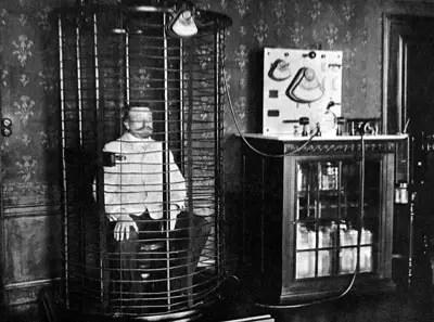 La máquina de resucitación de Carl Von Cosel