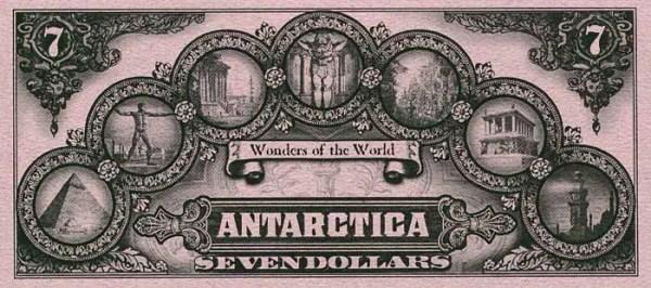 Dólares antárticos.