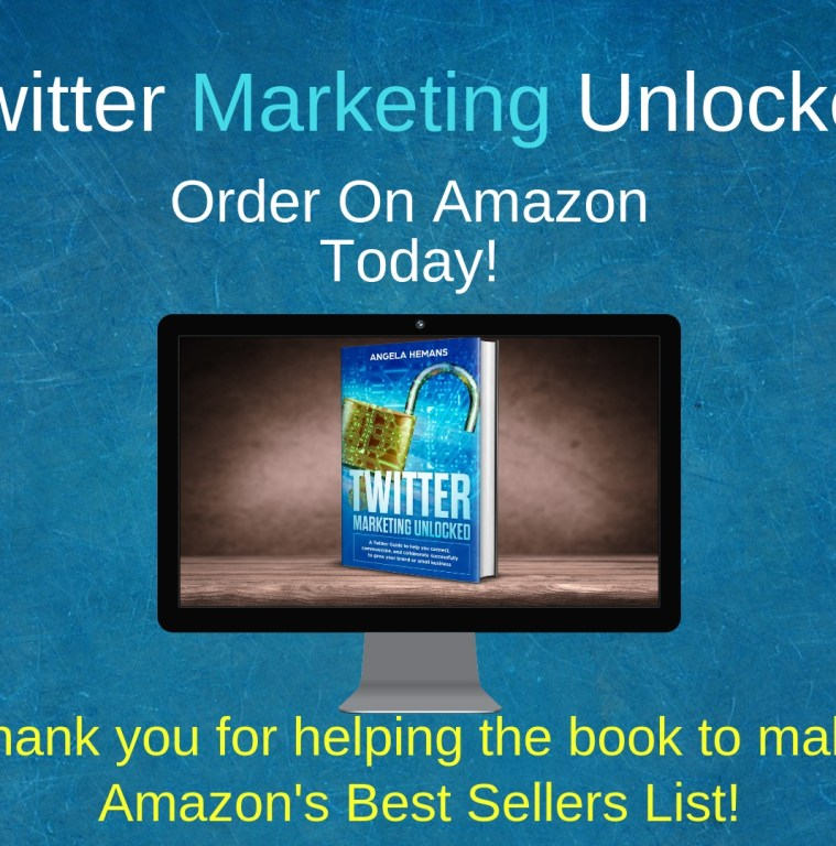 Order Twitter Marketing Unlock Book