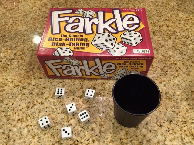 Farkle blog