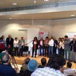 Prsentación candidatura PSOE_Equipo