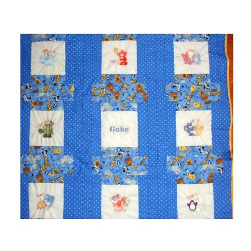 Medium Crop Of Personalized Fleece Blankets