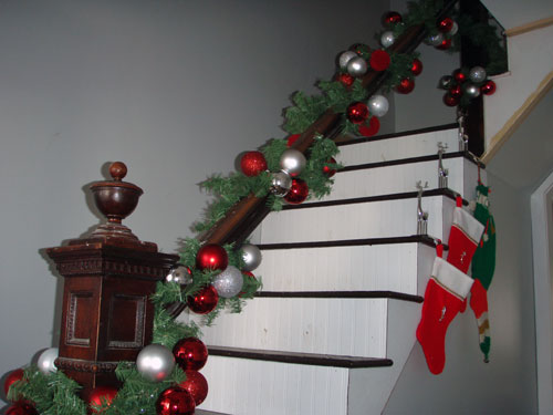 Pottery Barn Style Garland