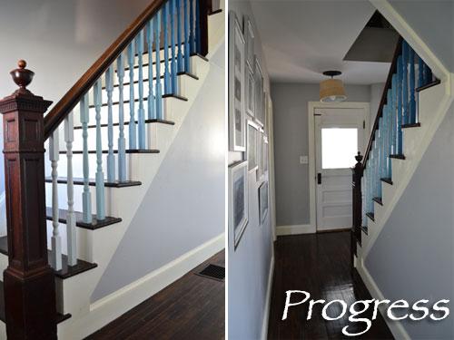 Staircase Progress Take 3