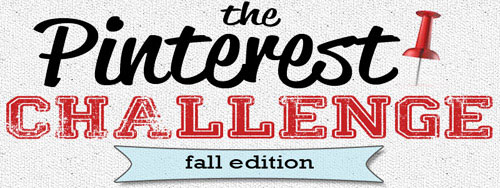 Fall Pinterest Challenge Logo