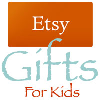 Etsy Gifts For Kids Logo