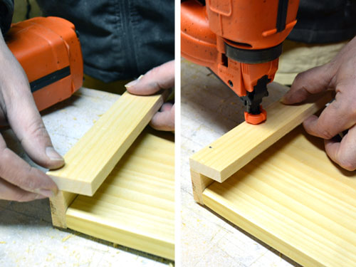 iPad Stand Step 9 Attach The Lip