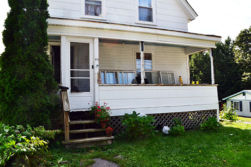 Porch With Windows Removed