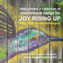 'Joy Rising Up' is launched!