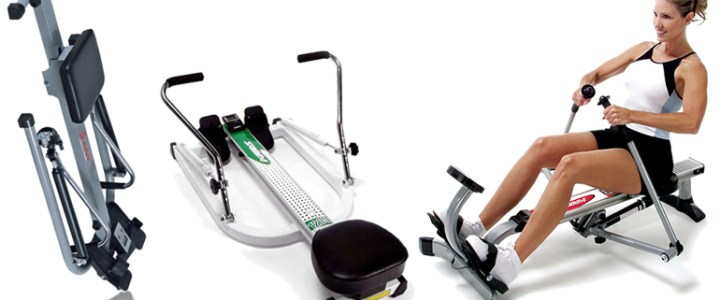 The Many Benefits of a Rowing Machine
