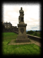 Statua di Robert the Bruce