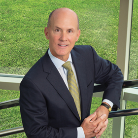 Equifax CEO Rick Smith. A man whose following days aren't going to be filled with sunshine and unicorns. [Photo courtesy of equifax.com]