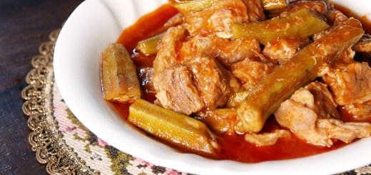 Beef Bamia