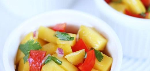 Mango Salsa Wide