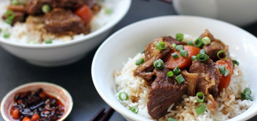 Chinese Style Braised Beef 2