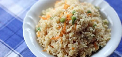 Rice Pilaf 1