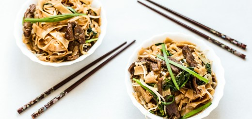Beef Chow Fun Wide