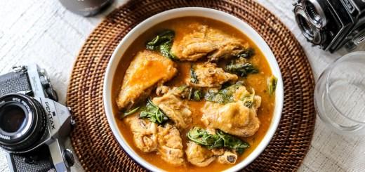 Vigan Chicken Pipian 1