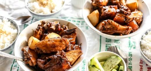 Chicken Pork Adobo 1