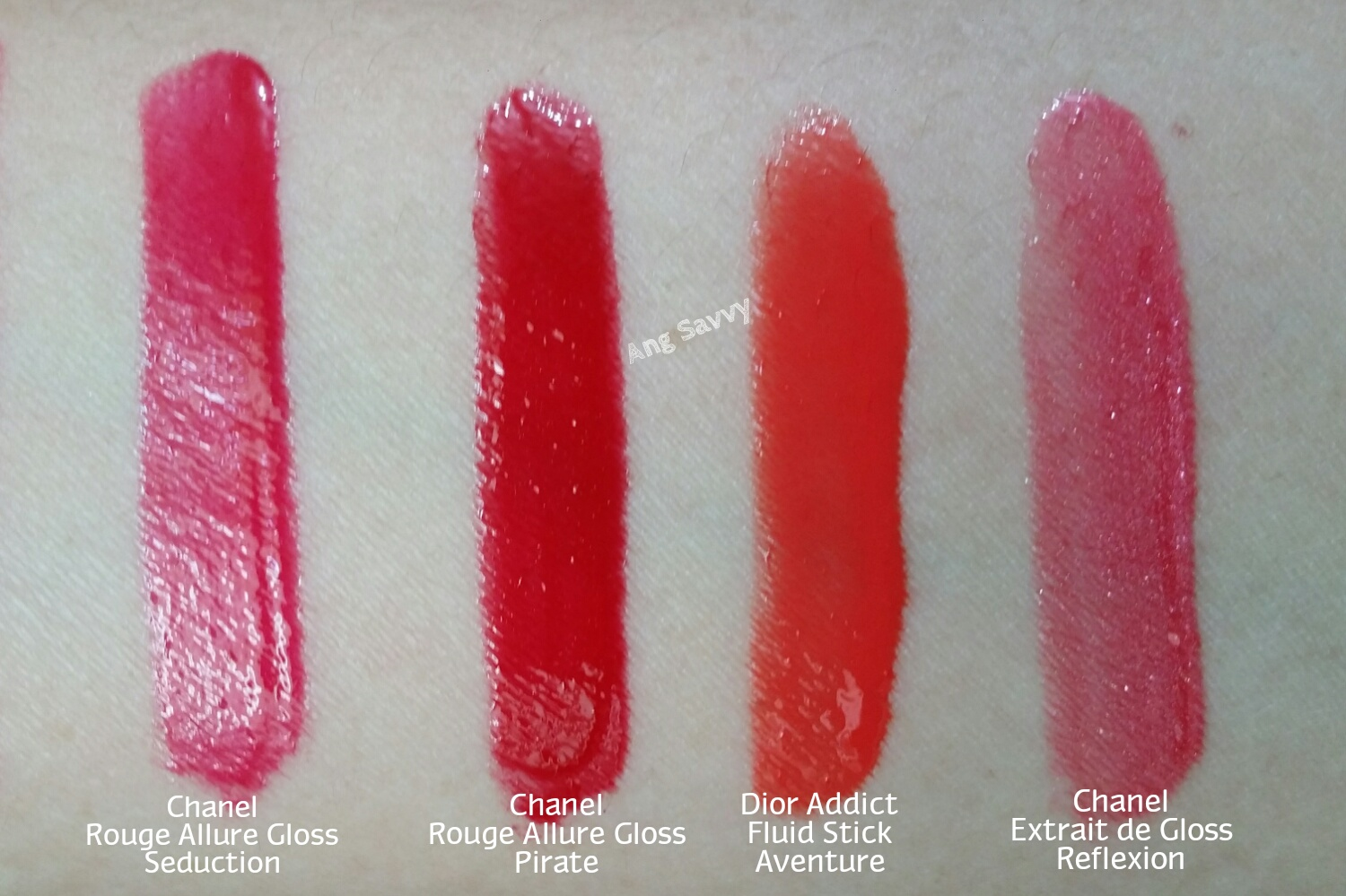Chanel Rouge Allure Gloss Seduction Chanel Rouge Allure Gloss 18