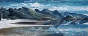 Lake Pedder, 1968 - $2950 (SOLD)