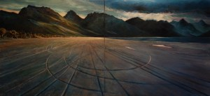Lake Pedder 1972, The Trembling Sky
