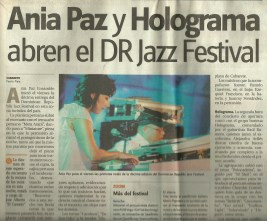 Dominican Republic Jazz Festival 2