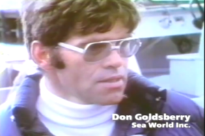 Don Goldsberry circa 1980.
