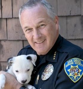 Stephen McKinnon (SDHS & SPCA photo)