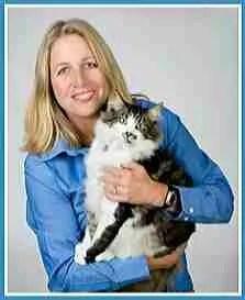 Oregon Humane Society Sharon Harmon. (Facebook photo)