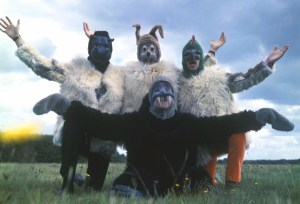"""The Beatles promote """"The Magical Mystery Tour"""" album in 1967."""
