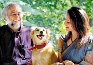 Chinny Krishna & Amala Akkineni,  of the Blue Cross of India and Blue Cross of Hyderabad.