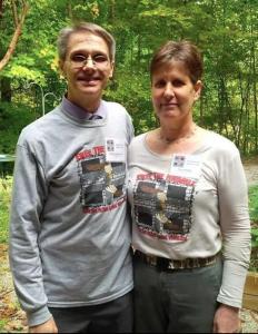 SAEN founders Michael & Karen Budkie. (SAEN photo)