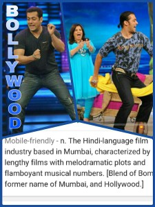 Salman Khan (both left & right)