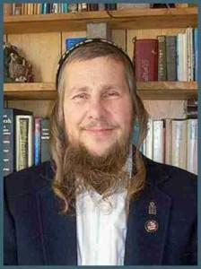 Co-author Yonassan Gershom.